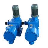 Plunger Piston Metering Pump (2J-X)