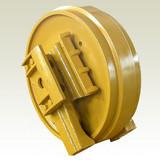 idler /ront idler/guiding wheel for D155