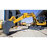 JH90 crawler excavator