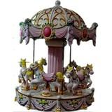 Amusement park beautiful horses small carousel/kiddy rides