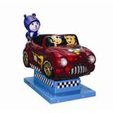 Children's racing car /wig-wag machine/kiddy rides