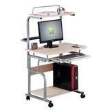 computer Desk with top shelf