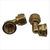 2013 hot sale pex-al-pex pipe fitting brass female elbow