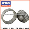 China roller bearing /BQS Inch tapered roller bearings 09081/196 with high quality