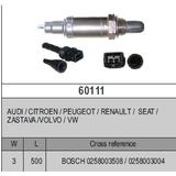 Oxygen Sensor Lambda Sensor BOSCH 0258003508 / 0258003004