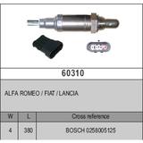 Oxygen Sensor Lambda Sensor BOSCH 0258005125