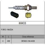 Oxygen Sensor Lambda Sensor DENSO 234-4628