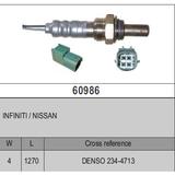 Oxygen Sensor Lambda Sensor DENSO 234-4713