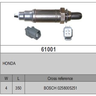 Bosch Lambda Oxygen O2 Sensor 0258006601