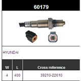 O2 Oxygen Sensor Lambda Sensor BOSCH0258986602/HYUNDAI#39210-22610
