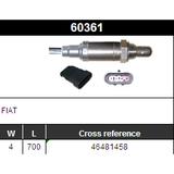 O2 Sensor Oxygen Sensor Lambda Sensor Sonda Sensor 46481458