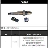 Bosch 0258006384/Lambdasonde
