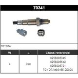 O2 Sensor Oxygen Sensor Lambda Sensor Sonda Sensor BOSCH 0258006345/0258006542/0258006721