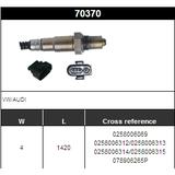 O2 Sensor Oxygen Sensor Lambda Sensor Sonda Sensor BOSCH 0258006069/0258006312/0258006313/0258006314/0258006315