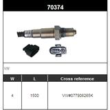 O2 Sensor Oxygen Sensor Lambda Sensor Sonda Sensor VW#077906265K