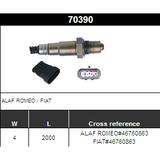 O2 Sensor Oxygen Sensor Lambda Sensor Sonda Sensor 46760863