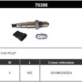 O2 Sensor Oxygen Sensor Lambda Sensor Sonda Sensor 93385924