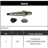 O2 Sensor Oxygen Sensor Lambda Sensor Sonda Sensor BOSCH 0258006205