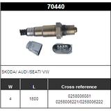 O2 Sensor Oxygen Sensor Lambda Sensor Sonda Sensor BOSCH 0258006081/0258006221/0258006222