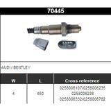 O2 Sensor Oxygen Sensor Lambda Sensor Sonda Sensor BOSCH 0258006107/0258006235/0258006236/0258006332/0258006782
