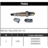 O2 Sensor Oxygen Sensor Lambda Sensor Sonda Sensor BOSCH  0258006267/0258006615/0258006616