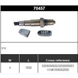 O2 Sensor Oxygen Sensor Lambda Sensor Sonda Sensor BOSCH 0258006902/0258006903