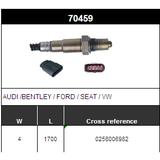 O2 Sensor Oxygen Sensor Lambda Sensor Sonda Sensor BOSCH 0258006982