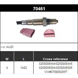 O2 Sensor Oxygen Sensor Lambda Sensor Sonda Sensor BOSCH 0258006444/0258006445/0258006584/0258006585