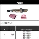 O2 Sensor Oxygen Sensor Lambda Sensor Sonda Sensor BOSCH 0258006231/0258006232/0258006369/0258006370