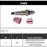 O2 Sensor Oxygen Sensor Lambda Sensor Sonda Sensor BOSCH 0258006296/0258006297/0258006609/0258006610