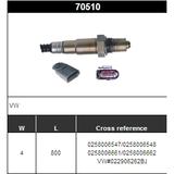 O2 Sensor Oxygen Sensor Lambda Sensor Sonda Sensor BOSCH 0258006547/0258006548/0258006661/0258006662