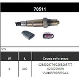 O2 Sensor Oxygen Sensor Lambda Sensor Sonda Sensor BOSCH 0258006776/0258006777/0258006869