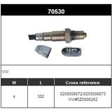 O2 Sensor Oxygen Sensor Lambda Sensor Sonda Sensor BOSCH 0258006672/0258006673