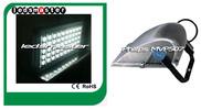 High Power LED Flood Light/ LED Stadium Light Replace Philips MVP507 Flood Light