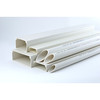 Hot Selling Attractive Price High Quality PVC electrical trunking/PVC electrical pipe/square PVC pipe