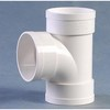 ISO certificated wholesale PVC fitting equal tee/PVC equal tee/PVC tee