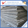 PVC drainage systems china supplier high quality large diameter pvc plastic pipe