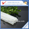 Water heating system china manufacturer high quality products flexible plastic transparent pipe