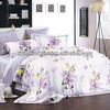 Bed Set Duvet Cover / Plain Quilt Cover Set / 100 Bamboo Bedding Set