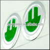 Quality Electroformed sticker Flexible Sticker Gloss Sticker