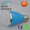 Bule Colour 6W LED Bulb Light