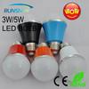 Colourful LED Bulb Light 5630