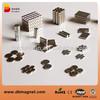 Strong Neodymium DC motor Magnet