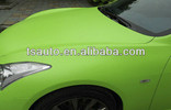 1.52*30m Air Free Bubbles green Matte wrapping film/wrap vinyl film