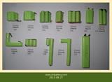 NiMH Battery NiMH AA 1.2V 600mAh Ni-MH Battery AA Battery Nickel Metal Hydride Battery NiMH AA 600mAh 1.2V Battery AA NiMH 1.2V 600mAh NiMH AA Battery AA NiMH