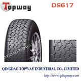 Doublestar Brand Car Tyre 185r14c (DS617)