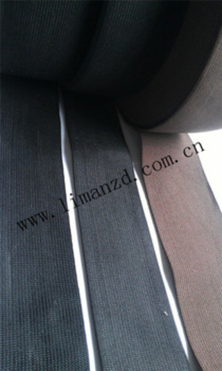 woven elastic band webbing