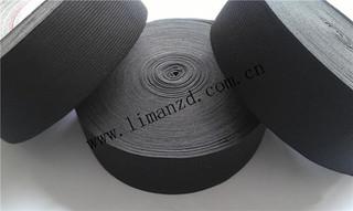 knitted elastic band webbing/woven elastic band webbing manufacturer