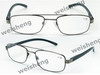 Wr5442 / Fashion Progressive Metal Reading Glasses /Eye Metal Reading