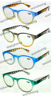 Sr3726 Colorful New Design Plastic Reading Glasses